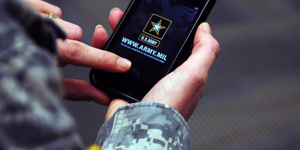 Army Accelerates App Innovation and Delivery