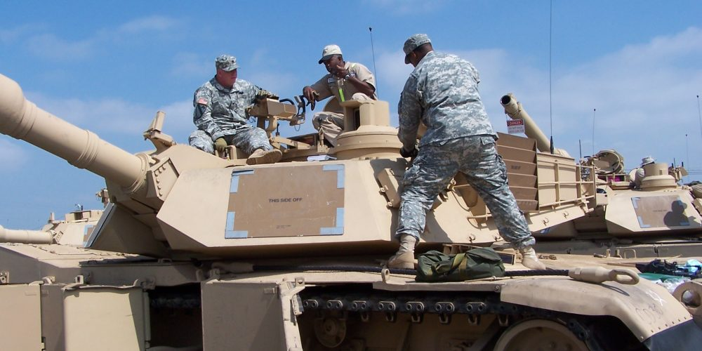 Research & Development underway for Abrams Modernization