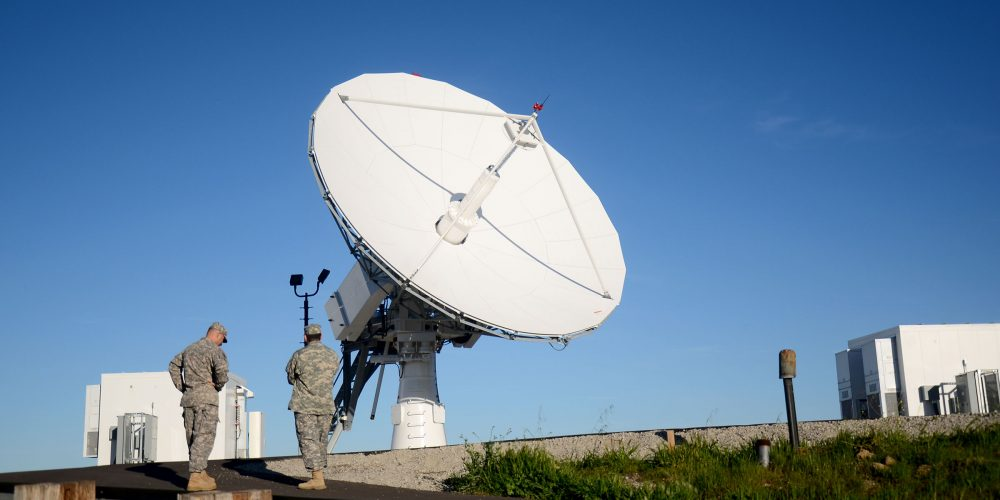 Army's networked communications equipment supports National Guard at home and in theater
