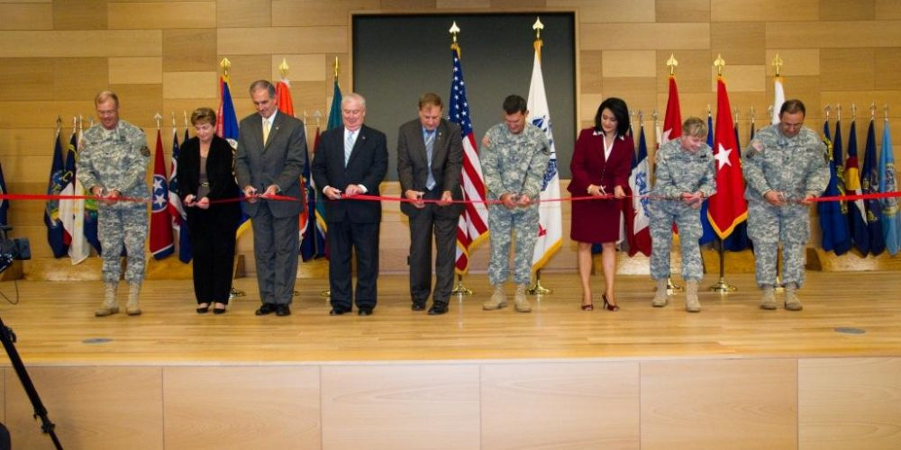 BRAC Is Done:  Two Ceremonies Recognize the Transformation of Aberdeen Proving Ground