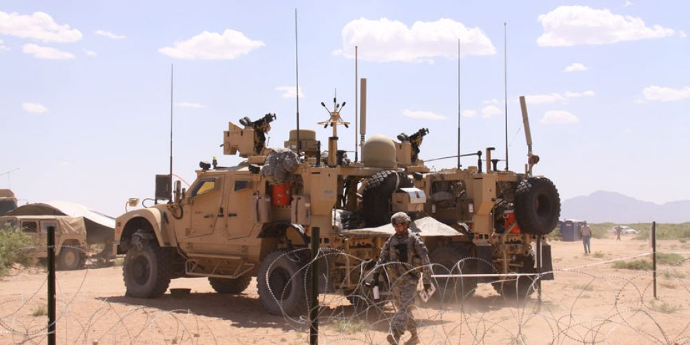 The Army's Integration Team