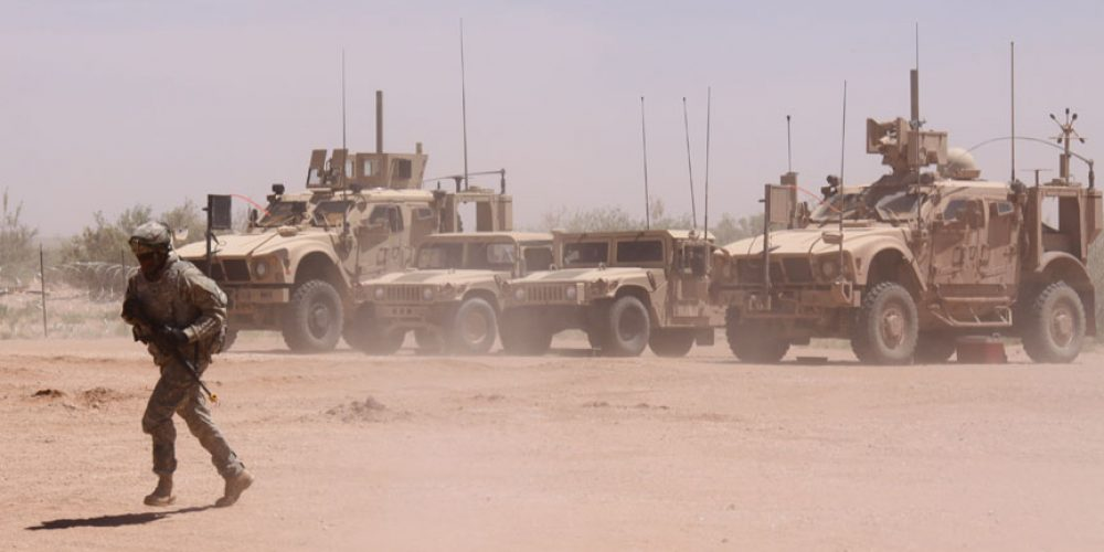 Army Prepares to Field Networked Technologies to Deploying Brigade Combat Teams
