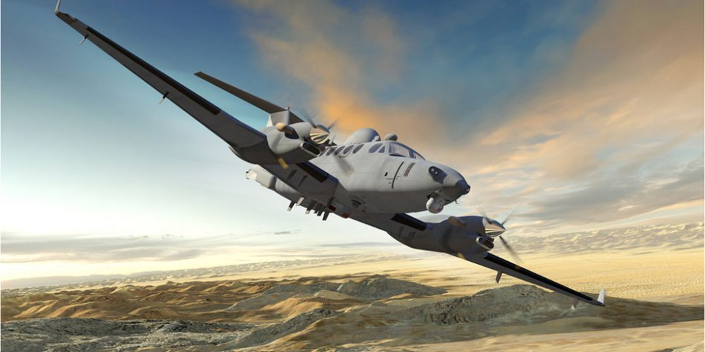 Army Developing Next-Generation Surveillance Aircraft