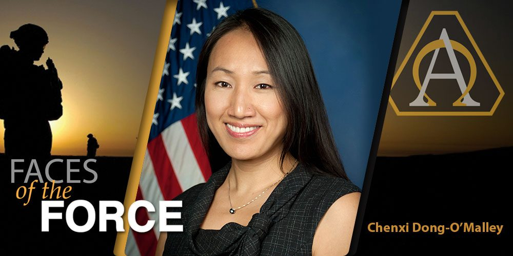 Faces of the Force: Chenxi Dong-O'Malley