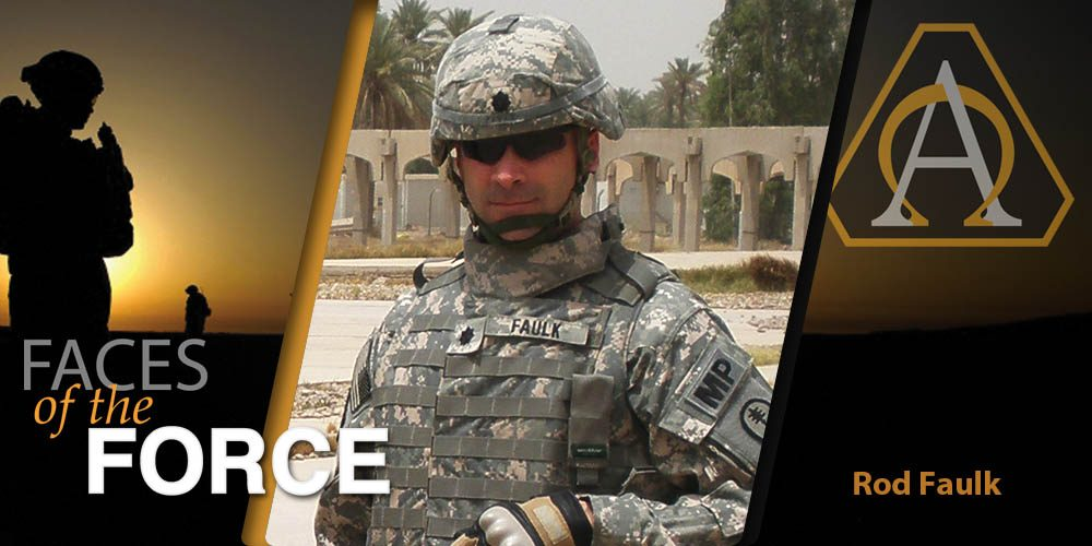 Faces of the Force: Rod Faulk
