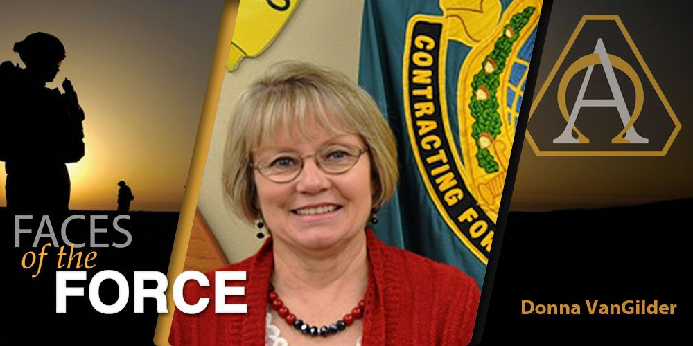 Faces of the Force: Donna VanGilder