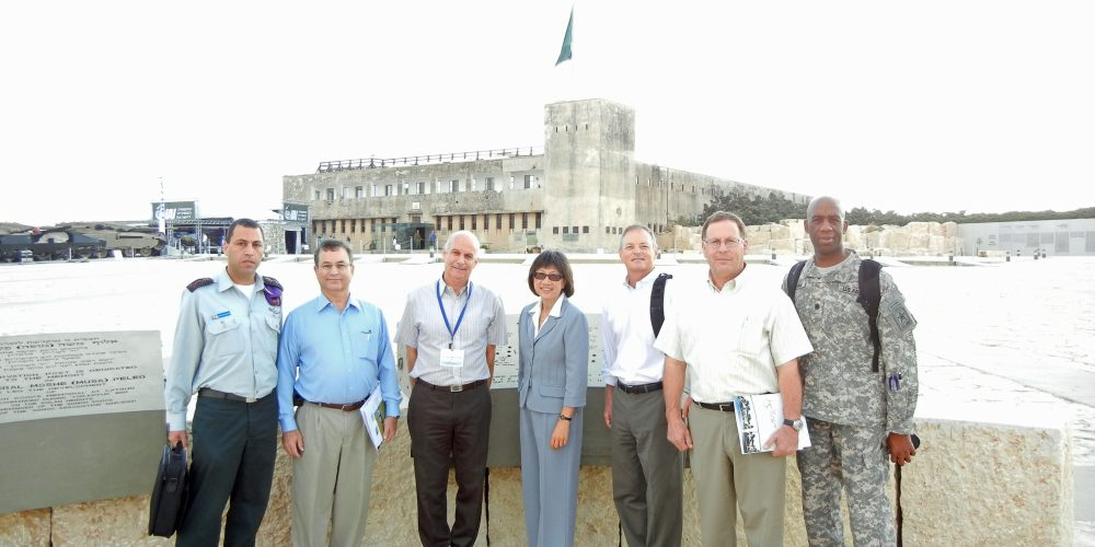 S&T Notebook: Exploring Partnerships with Israel