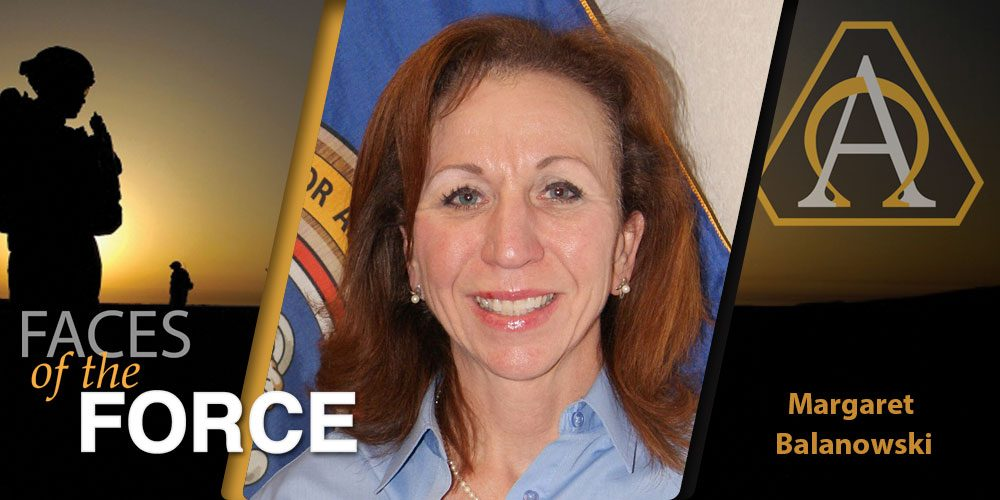 Faces of the Force: Margaret Balanowski