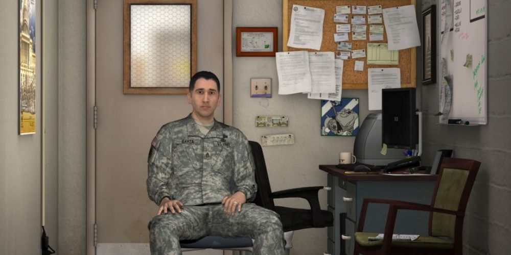 Institute for Creative Technologies Brings Army Training to Life