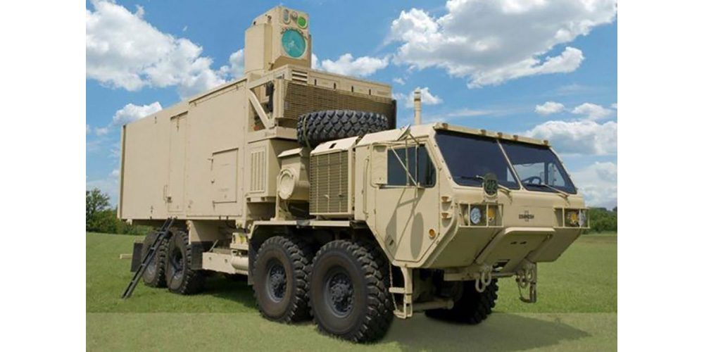 Army Lasers Will Soon Destroy Enemy Mortars, Artillery, Drones and Cruise Missiles