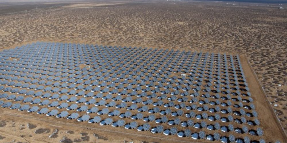 Corps of Engineers completes Army's largest solar array installation