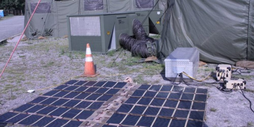 Army harnesses sun to reduce casualties from sniper attacks