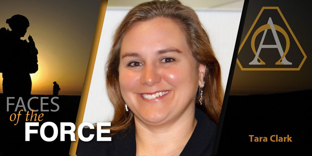 Faces of the Force: Tara Clark