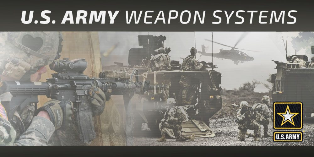 USAASC launches weapon system website