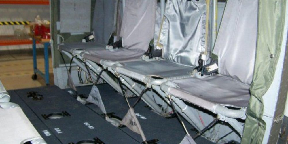 Army develops lightweight ballistic protection for aircraft