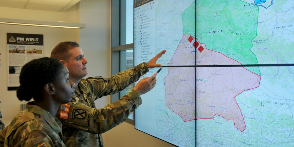 Commanders plan; autonomy facilitates