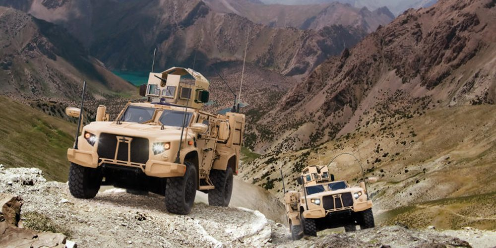 Army War Plans for its New Joint Light Tactical Vehicle