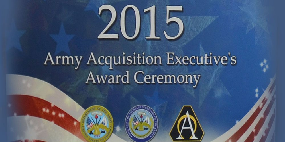 Fourteen honored with acquisition awards