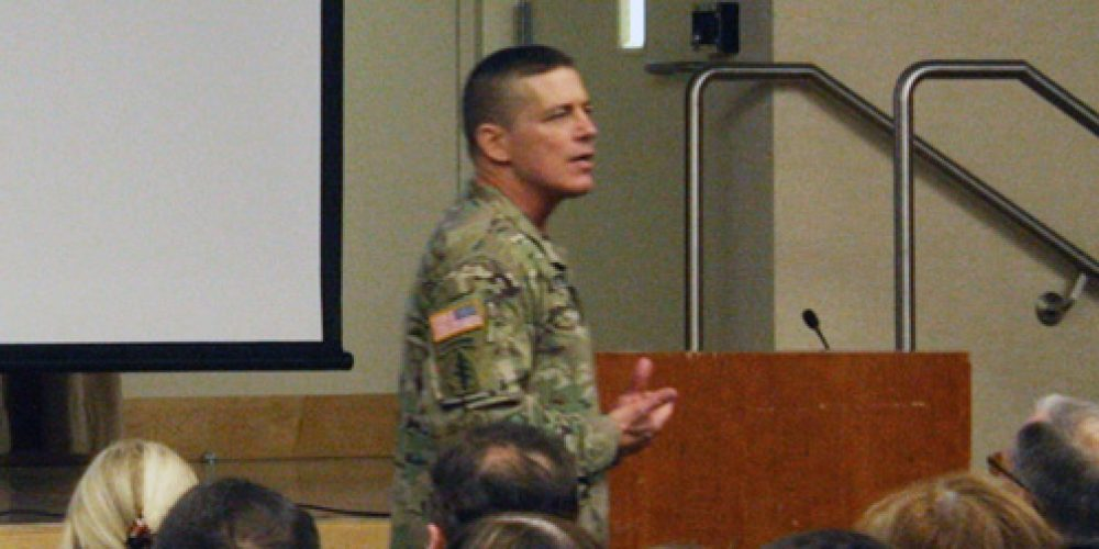 ASA(ALT) Principal Military Deputy Challenges Army Acquisition Workforce