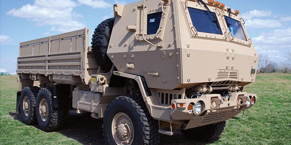 Army Hosts Industry Day for Improved Medium Tactical Vehicles