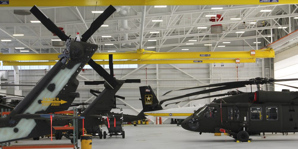 Army poised to explore, advance cross-domain capabilities with state-of-the-art hangar