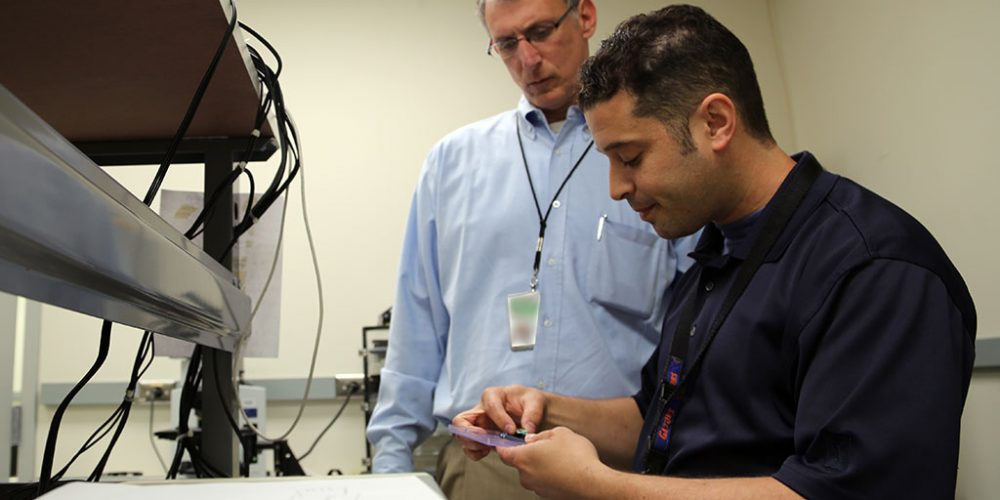 Engineers work to better monitor missile health