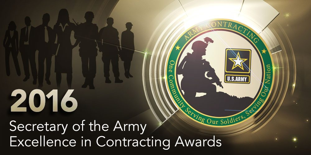 Outstanding contracting efforts? Send in nominations for SAAEC Awards