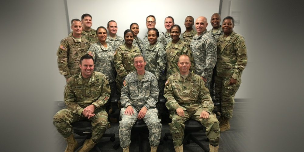 Contracting NCOs complete Contracting Pre-command Course