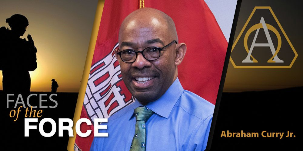 Faces of the Force: Abraham Curry Jr.