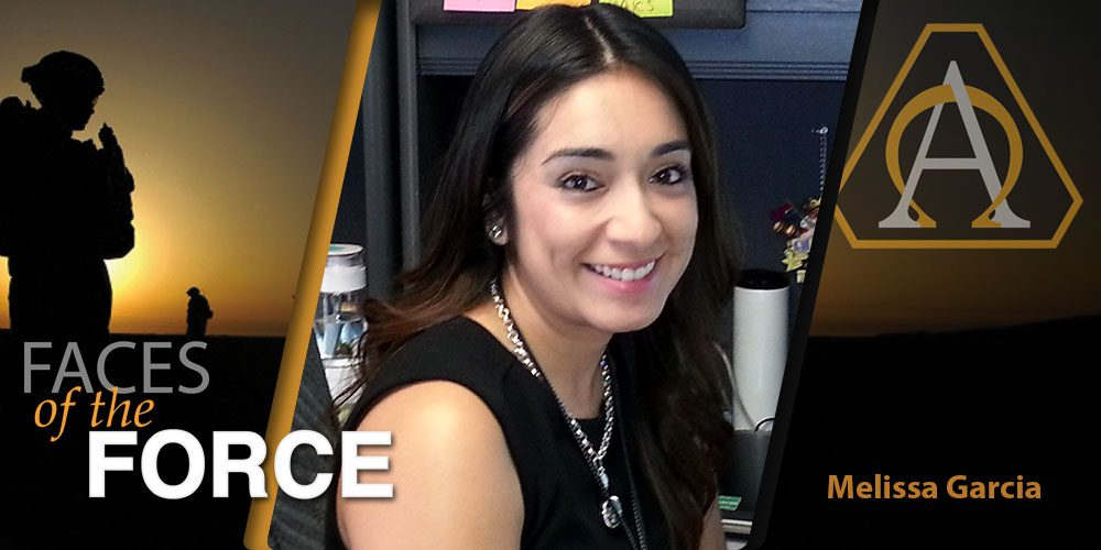Faces of the Force: Melissa Garcia