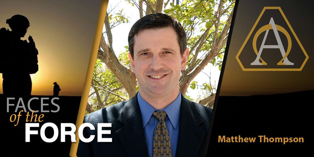 Faces of the Force: Matthew Thompson