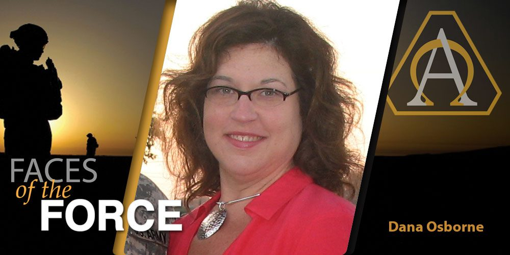 Faces of the Force: Dana Osborne