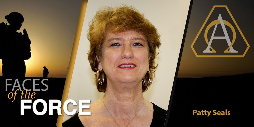 Faces of the Force: Patty Seals