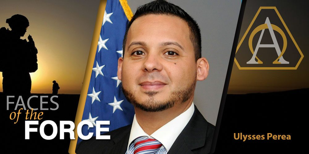 Faces of the Force: Ulysses Perea