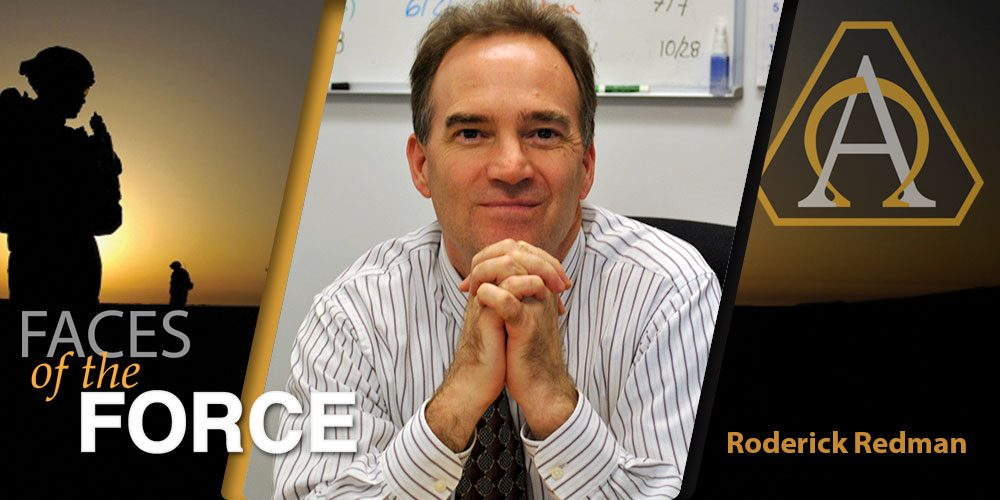 Faces of the Force: Roderick Redman