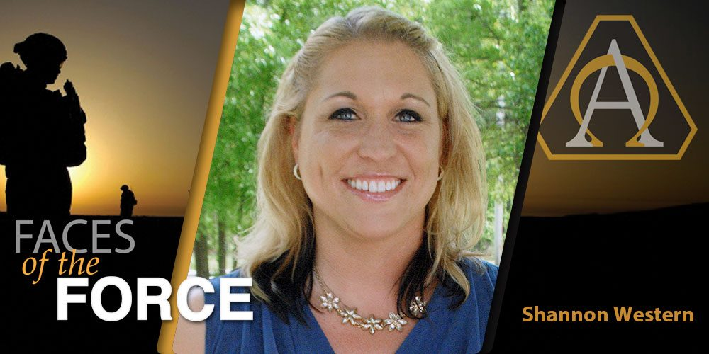 Faces of the Force: Shannon Western