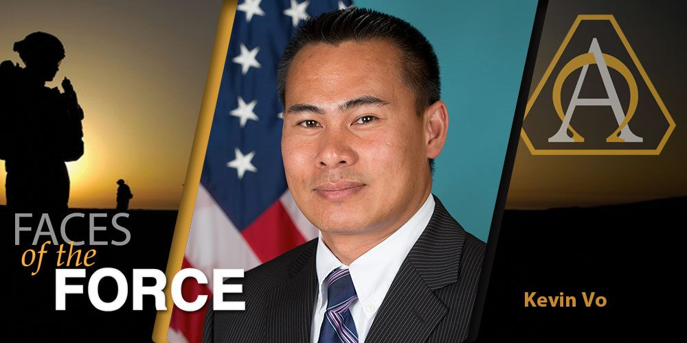 Faces of the Force: Kevin Vo