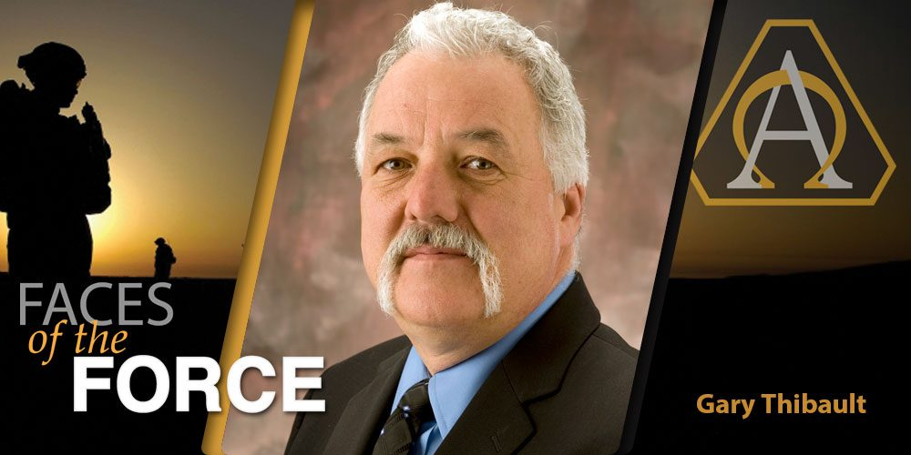 Faces of the Force: Gary Thibault