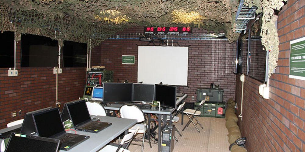 Army simulates battlefield environment in labs to prepare for cyber threats