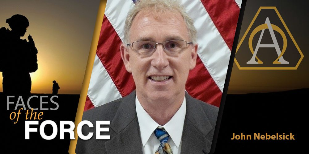 Faces of the Force: John Nebelsick