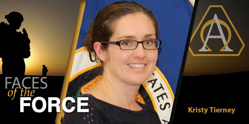 Faces of the Force: Ms. Kristy Tierney