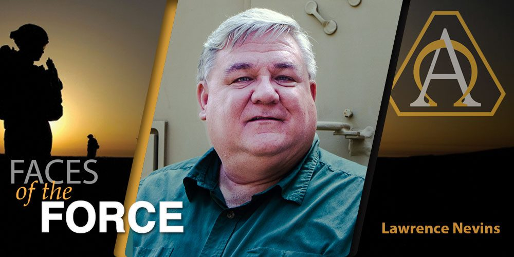 Faces of the Force: Lawrence Nevins