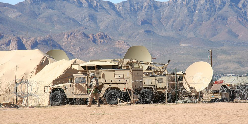 Network Forensics makes an impact at the Army's NIE