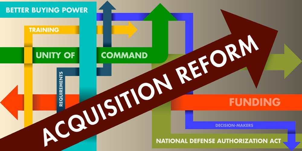 Been There, Done That: Acquisition Reform