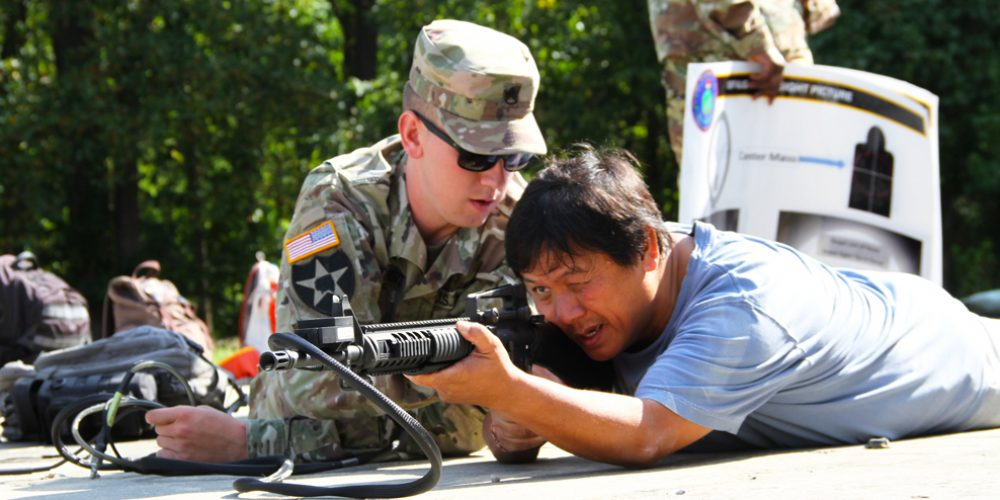 Army R&D, test and evaluation communities 'green' civilian employees