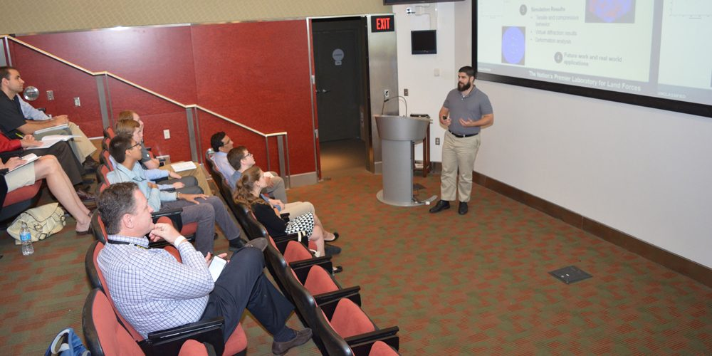 DOD supercomputing inspires interns, helps Army researchers