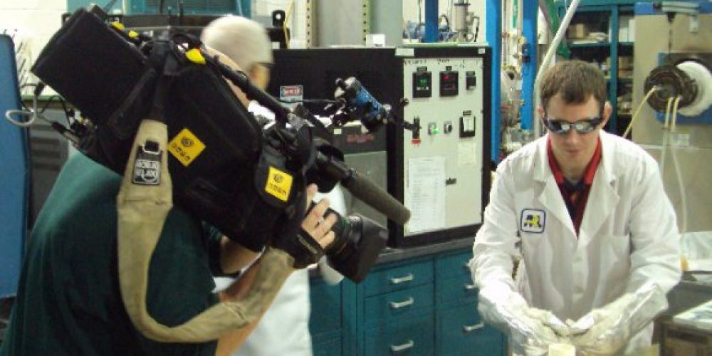 'Armed with Science' pilot episode features defense breakthroughs