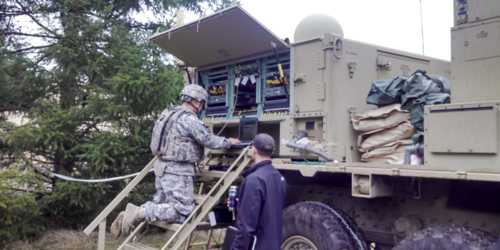 Digital experts optimize field support for regionally aligned, agile Army