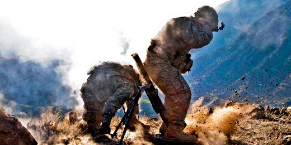 Arizona Proving Ground Works to Make Mortars More Accurate Than Ever