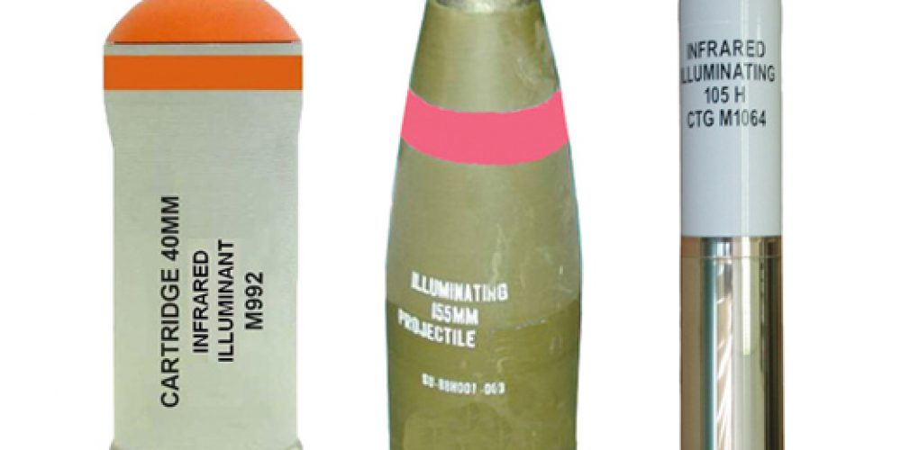 Three New Munitions From Picatinny Light Up Night Sky for Warfighters